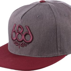 686-og-snapback-hat-heather-grey