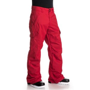 Pants Red Snowboard